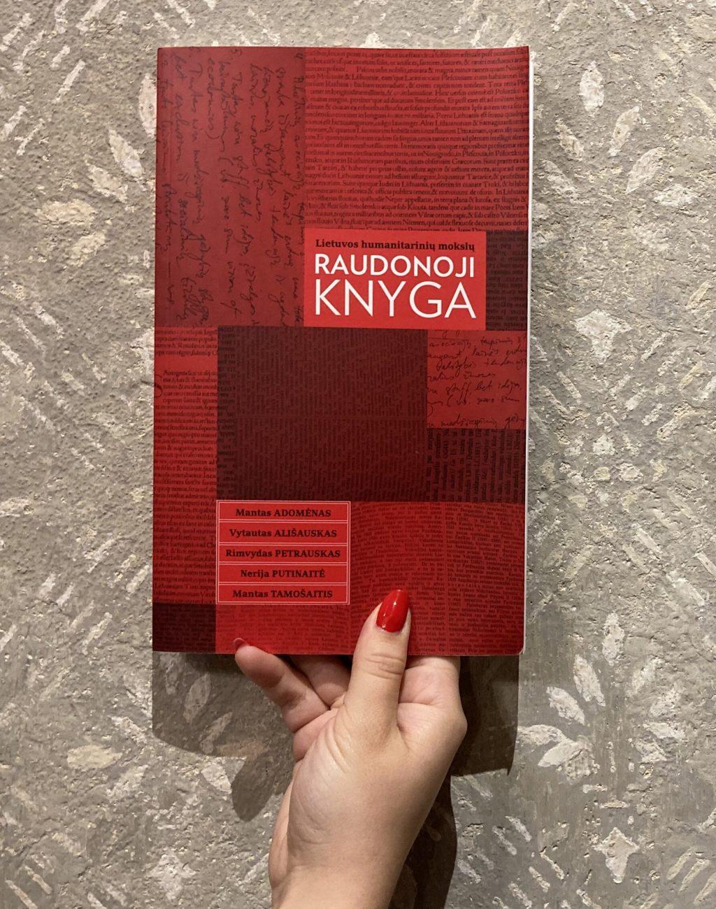 Adomėnas Raudonoji Knyga